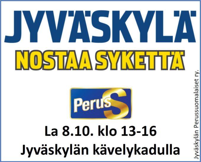 Jyväskylä nostaa sykettä 081016